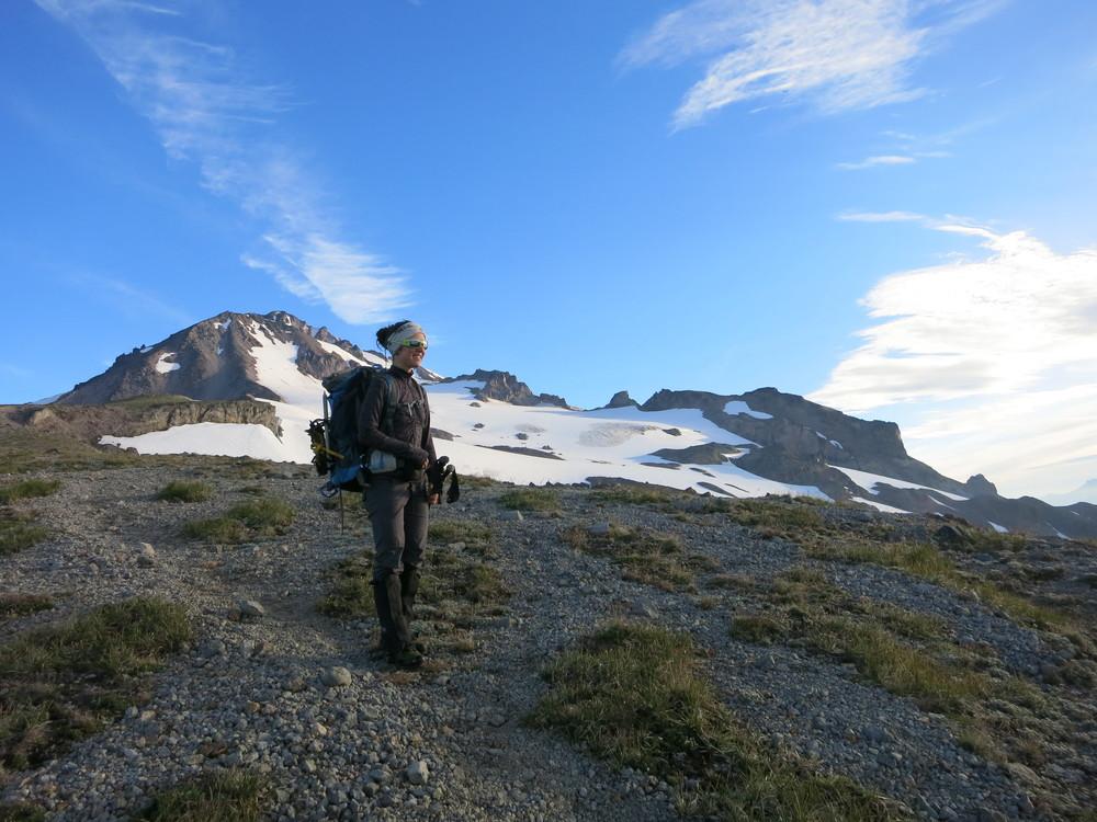 Glacier Peak environs.